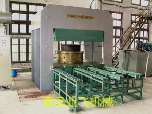 Vulcanizing Machine Rubber Automatic Plate Machine pictures & photos