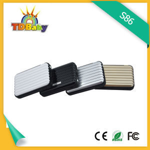 6000mAh Dual USB Mobile Power Bank (S86)