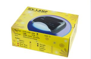 48watts UV LED Nail Lamp pictures & photos