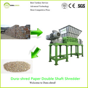 Dura-Shred Paper Activated Granule Machine (TSD832) pictures & photos