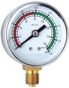 Air Pressure Gauge, 2′ (2′[P-A-001]) pictures & photos