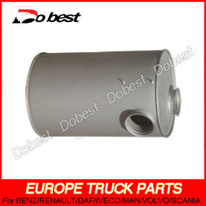 Exhaust Muffler for Heavy Truck (for Renault/Iveco) pictures & photos