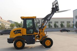 Yn712 Mini Wheel Loader 1.2 Ton CE pictures & photos