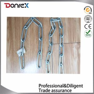 DIN763 Galvanized Steel Link Chain with Zinc Coated pictures & photos