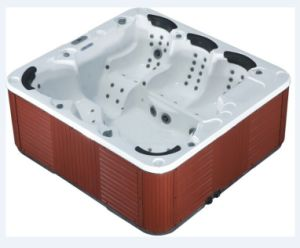 Outdoor SPA Acrylic Bathtub (JL994) pictures & photos