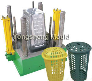 Plastic Basket Bucket Mould with Good Steel (YS233) pictures & photos
