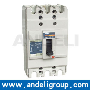 125AMP MCCB 4 Pole Moulded Case Circuit Breaker (AM2C) pictures & photos