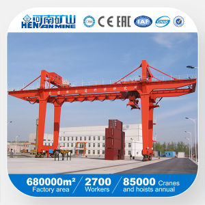 20t Double Girder Gantry Crane pictures & photos