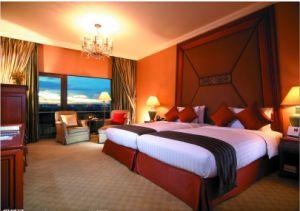 Standard Hotel Double Bedroom Furnituresuite/Luxury Hotel Business Bedroom Suite (GL-000) pictures & photos