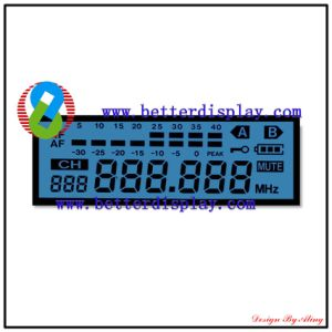 Al LCD Display Good Sale Tn Type Characters Display LCD Module pictures & photos