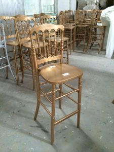 Wholesale Gold Barstool Chair pictures & photos