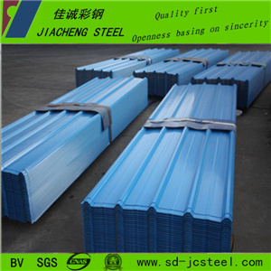 China Full Hard Galvanized Steel Corrugated Roof Plate for Steel House pictures & photos