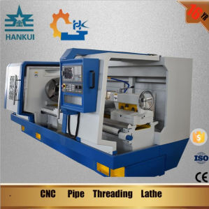 Qk1343 CNC Cutting and Tapping Lathe Machine Price pictures & photos