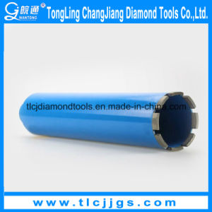 Thin Wall Diamond Core Drill Bit for Hard Rock pictures & photos