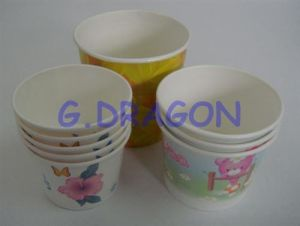 To Go Paper Cups for Hot or Cold Drinking (GDPC-008) pictures & photos