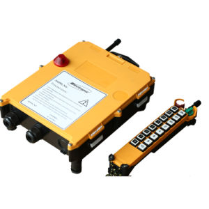 Safe Industrial Crane Radio Remote Controls for Electric Hoist (F21-16D) pictures & photos