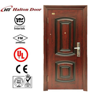 Hot Sale Amor Steel Door/Steel Security Entrance Door