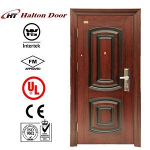 Hot Sale Amor Steel Door/Steel Security Entrance Door pictures & photos