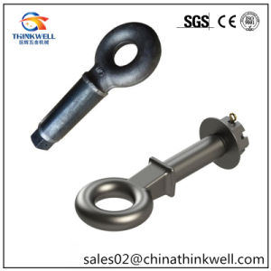 Forged Steel Hitch Trailers Swivel Towing Eye pictures & photos
