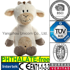 CE Soft Stuffed Animal Sheep Plush Toy Lamb