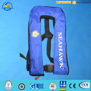 ISO Certified 150n Leisure Inflatable Life Jacket for Sale