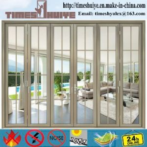 High Quality China Top10 Brand Aluminium Folding Door pictures & photos