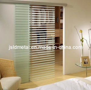 Aluminum Sliding System for Glass Door (SLA01)