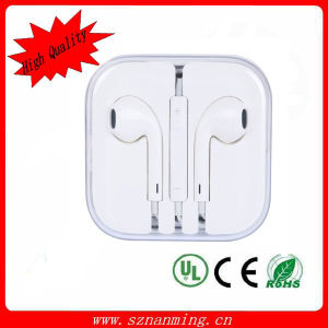 3.5mm Earphone Handsfree for iPad/iPhone6 pictures & photos