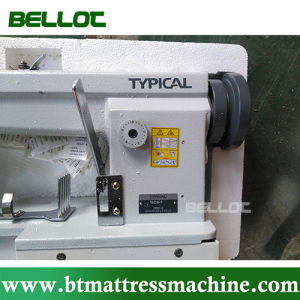 Typical Gc6-7 Lock Stitch Mattress Sewing Head Tape Edge Machine