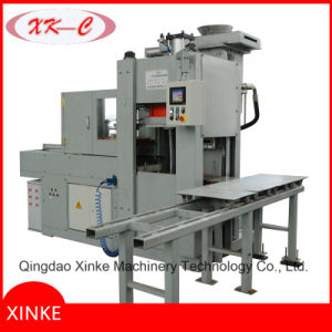 Horizontal Parting Flaskless Clay Sand Molding Machine pictures & photos