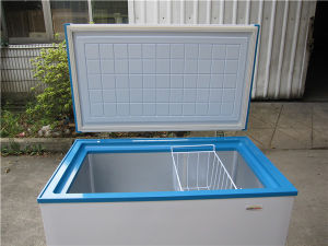 Hot Sell 433L Solar Deep Freezer pictures & photos