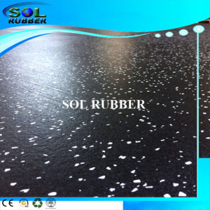 Certificated High Quality Fitness Roll Gym Rubber Flooring pictures & photos