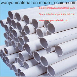 Used for Water Supply and Drainage PVC Pipe and Tube pictures & photos