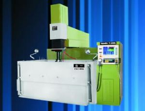 CNC EDM Machine with Reliable Quality (CNC-800) pictures & photos