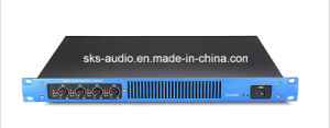 Hot Seller 4 Channels Class D Power Amplifier pictures & photos