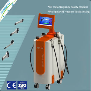 Super Multipolar RF Vacuum Dissolving Fat Machine (RF3.6)
