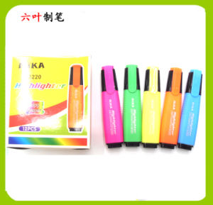 High Quality Highlighter Pen (M220) , Fluorescent Pen pictures & photos