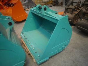 Excavator Mud Bucket for Kobelco Sk50 with Width 1200mm pictures & photos