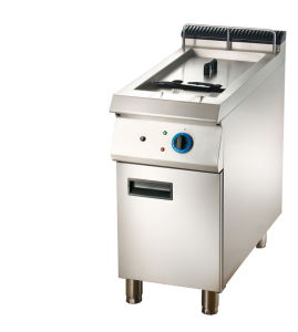 Electric 1-Tank Fryer with Cabinet (LEF-91C/71C) pictures & photos