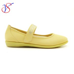 Three Color Soft Comfortable Flax Lady Women Shoes Sv-FT 002 pictures & photos