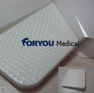 Antibacterial Silicone Coated Foam Dressing pictures & photos