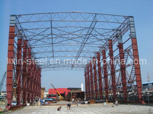 Movable Steel Structure Workshop Construction pictures & photos