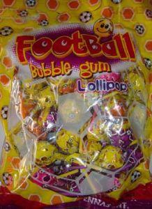 Lollipop Fill with Bubble Gum pictures & photos