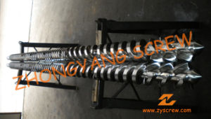 Bimetallic Twin Parallel Screw and Barrel pictures & photos