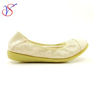 Four Color Soft Comfortable Flax Lady Women Shoes Sv-FT 016 pictures & photos