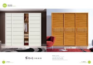 MDF Core PVC Kitchen Cabinet Door (yg-016) pictures & photos