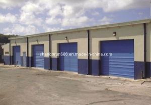 Metal Storage Building Wide Span High Eave Pre-Engineering Industrial Steel Warehouse Workshop Buildings (BR00056)