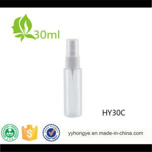 30ml Liquid Pet Empty Bottle with Fine Mist Spray/Perfume Bottle pictures & photos
