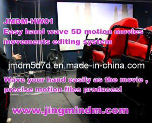 3dof Hand Wave 5D Motion Movies Acquisition System
