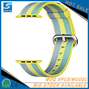 Fashion Changeable Nylon Watch Band for Apple Watch pictures & photos